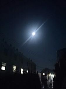 射手座の月